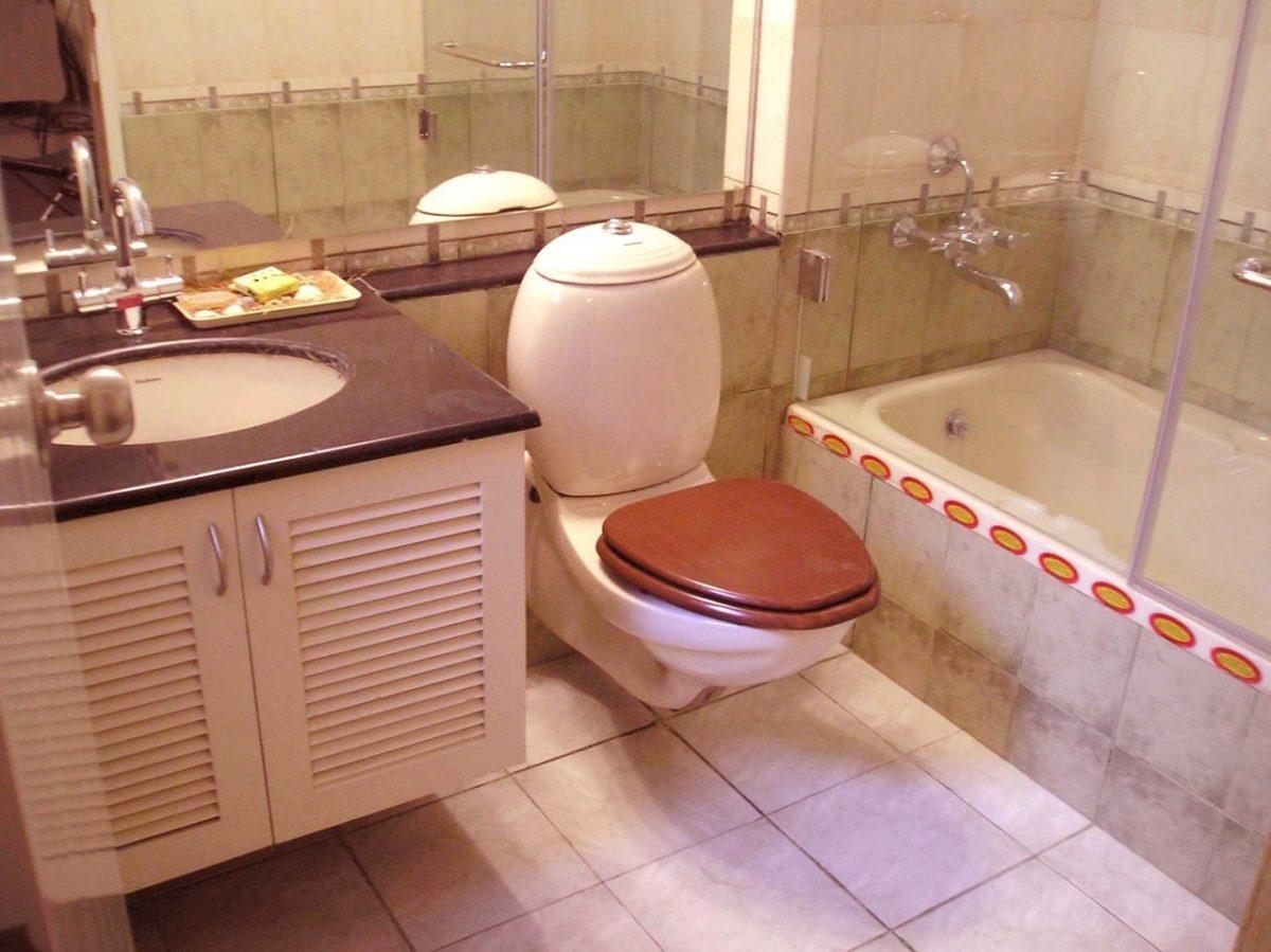 Mała łazienka – triki aranżacyjne