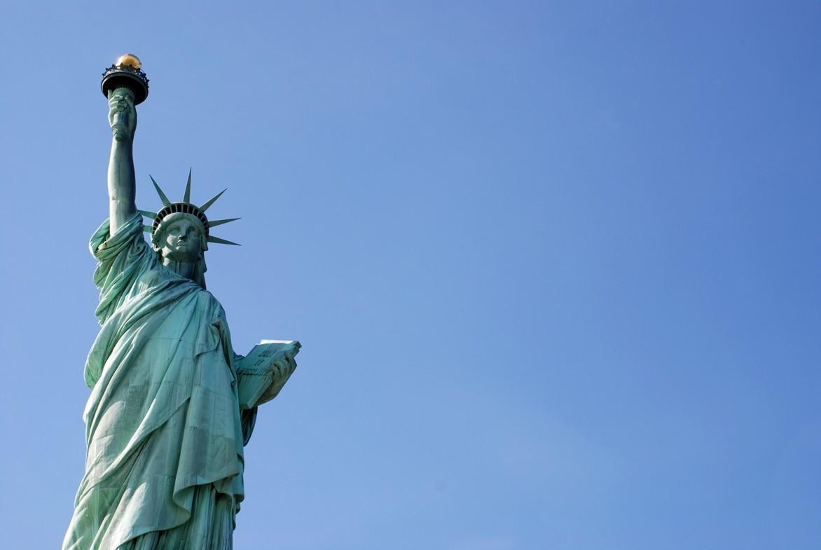 Poślubna podróż do Ameryki