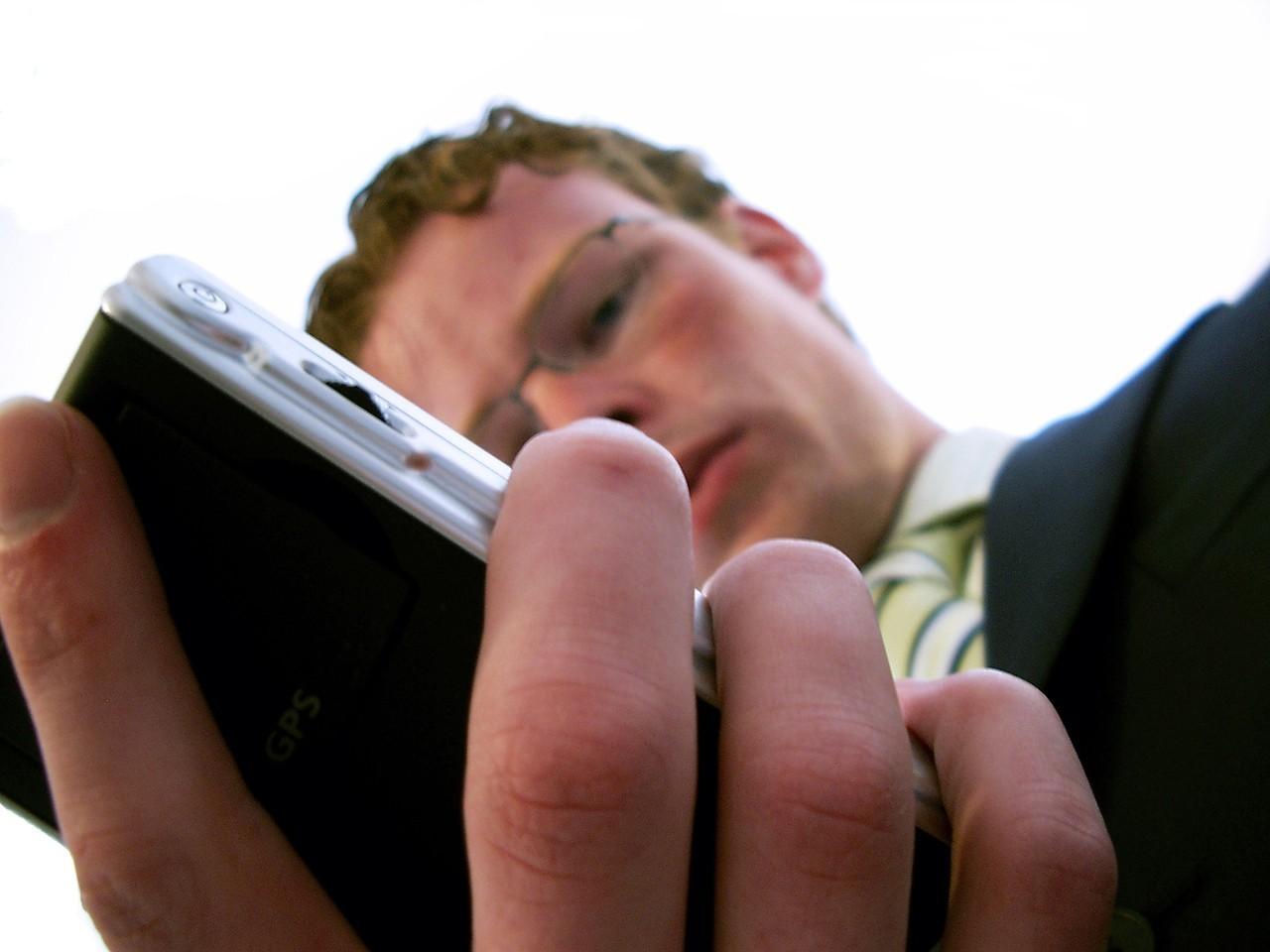 Smartfon czy GPS?